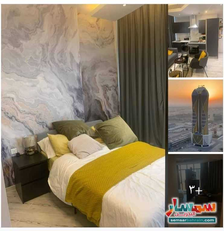 Ad Photo: Apartment 1 bedroom 1 bath 100 sqm super lux in Bahrain