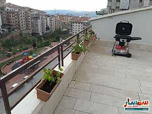 Duplex 6 bedrooms 5 baths 360 sqm extra super lux For Sale Cankaya Ankara - 87